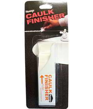 Finisher for Caulk