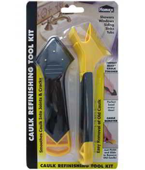 Caulking tools by Homax