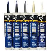 Dap - Silicone Rubber Sealant